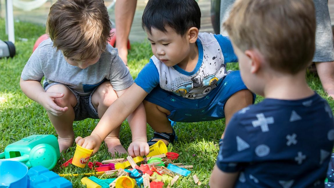 Developing our Preschool Children's Social Skills